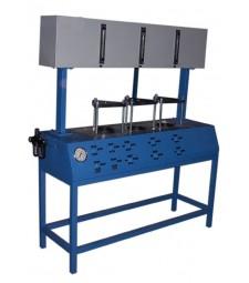 Concrete Impermeability Apparatus