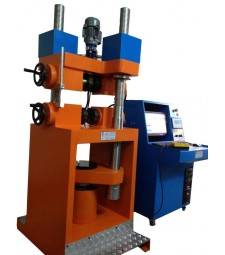 FULLY AUTOMATIC  STEEL TENSILE TESTING MACHINE