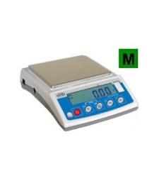 Radwag WLC 600 ONAYLI Hassas Terazi Kapasite 600 gr Hassasiyet 0,01 gr